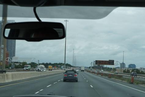 16 lane highway 401