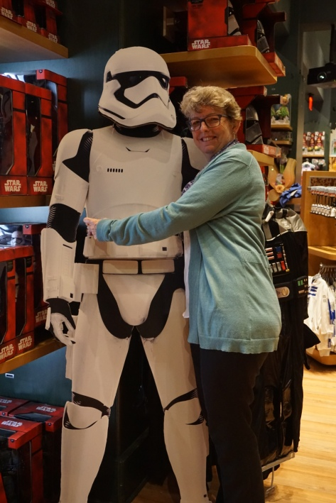 Me and my Stormtrooper:)