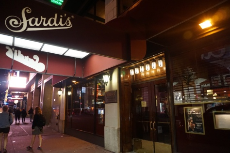 Sardi's outside