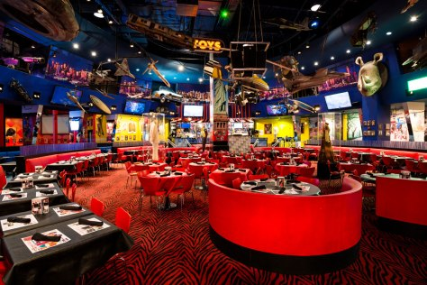 Planet Hollywood, Times Square,NY