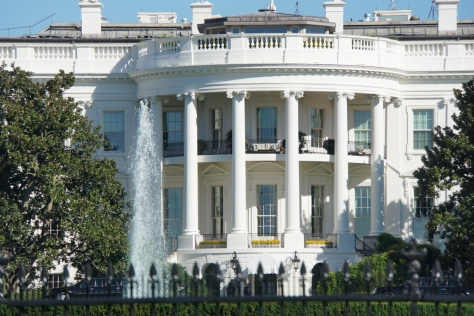 My photo of the White House
