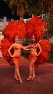 Or these showgirls for a tip