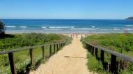 Freshwater Beach walkway