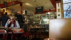 Bunyip Cafe interior