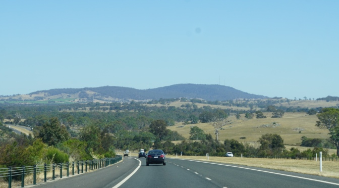 Bendigo and back