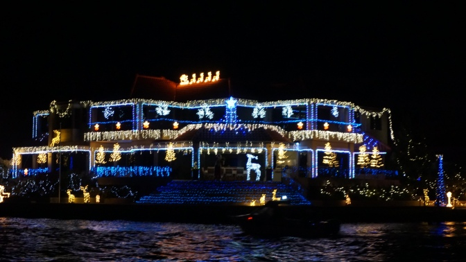 Mandurah – Christmas Lights Cruise