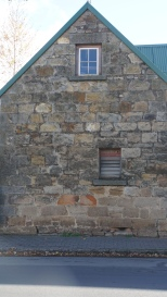 Original stone building