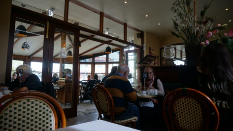 Globe Coffee House Patisserie & Restaurant