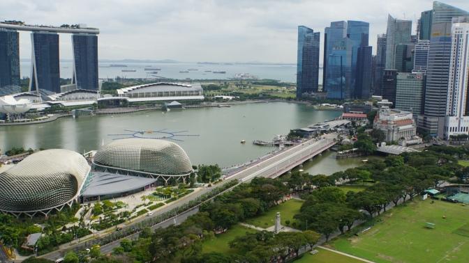 Singapore – Malaysia 2016/7 Day 2 Part 1