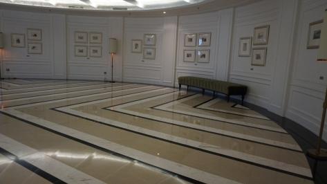 Ritz Carlton Foyer