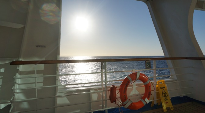 Cruising!  Fremantle to Fremantle via Albany and Busselton, Western Australia 4 night cruise on the Sea Princess.