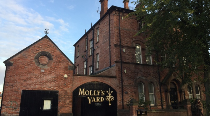 Molly's Yard, Belfast